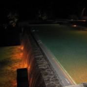 Iluminarea piscinei